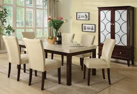 Marble Dining Room Sets Marble Dining Room Table All Old Homes