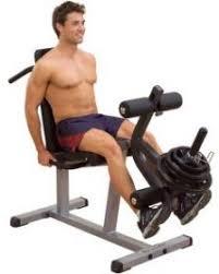 Тренажер <b>разгибание ног сидя</b> и <b>сгибание ног</b> лёжа <b>Body</b> Solid ...