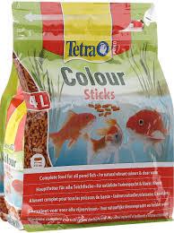 """<b>Корм</b> сухой <b>Tetra</b> """"<b>Pond</b>. Color Sticks"""" для всех видов прудовых ..."""