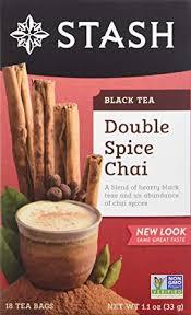 Stash <b>Double Spice</b> Chai <b>Black Tea</b>, 18 ct: Amazon.ca: Grocery