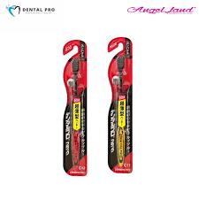 <b>Dentalpro Black Compact</b> Toothbrush | Shopee Malaysia