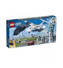 Lego <b>60210</b> La base a rienne de <b>police</b>, <b>LEGO City</b> in 2020 | Lego ...