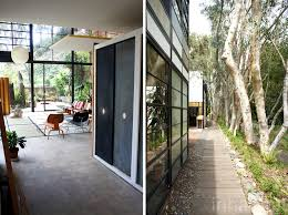 The Eames House or Case Study House No     by Charles and Ray     Dookyblog