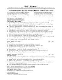 manager resume examples retail  seangarrette coretail manager resume sampleresume retail manager resume sampleresume   manager resume examples retail