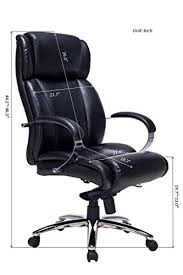 VIVA <b>OFFICE High Quality Executive</b> Chair, <b>High</b> Back Bonded ...