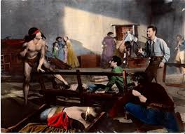 Image result for images of 1951 movie apache drums