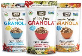<b>Hippie</b> Snacks: Delicious & Healthy Vegan Snacks