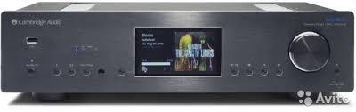 <b>Сетевой проигрыватель Cambridge Audio</b> Azur 851N купить в ...