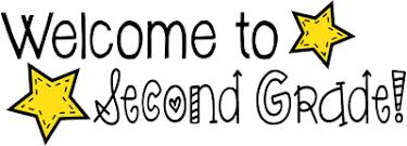 Image result for welcome to second grade image