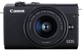 Камера <b>Canon EOS M200</b> - Canon Russia