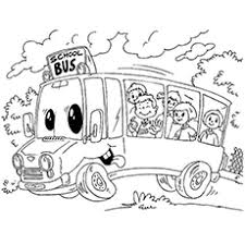 Small Picture Top 10 Free Printable School Bus Coloring Pages Online