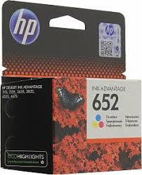 Медиа Электроника <b>Картридж HP 652 Tri-colour</b>