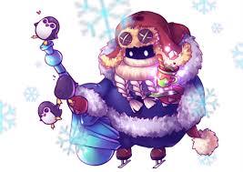 <b>Snow Day Bard</b>   Wallpapers & Fan Arts   League Of Legends   LoL ...