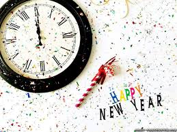 Happy New Year watch HD desktop wallpaper