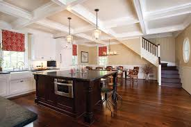 Hardwood Or Tile In Kitchen Tile Wood Flooring Woodland Remodeling