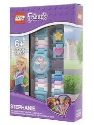 14% Lego. Часы наручные аналоговые <b>LEGO Friends Stephanie</b>