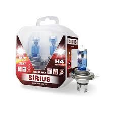 A78949S Галогенная <b>лампа AVS</b> SIRIUS/NIGHT WAY/ PB <b>H4</b>.12V ...