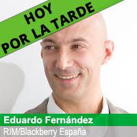 Eduardo Fernández (@efernandez), Vicepresidente y Director General de RIM/Blackberry España y Área Mediterráneo, nos acompañará en la sexta edición de ... - 11-Eduardo-Fernandez-blog-de-acens-the-cloud-hosting-company