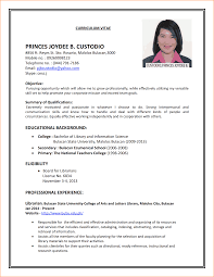 how to make a student resume for job basic job appication letter this 3 page resume was submitted by a job hunter