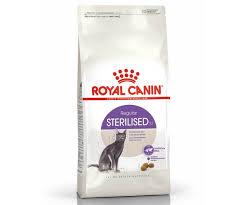 Корм для стерилизованных котов и кошек, <b>Royal Canin Sterilised</b> ...