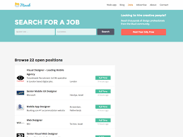 what s new for designers webdesigner depot muzli jobs