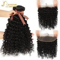 <b>Joedir Hair</b> Water Wave Bundles With Frontal Wet And Wavy...