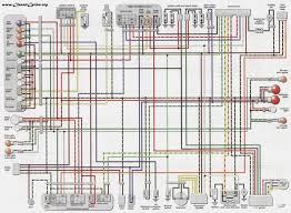 kawasaki motorcycle wiring diagrams kawasaki gpz600 gpz 600 electrical wiring harness diagram schematic 1995 to 1996 here
