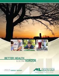 annual reports middlesex london health unit 2012 annual report