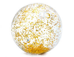 <b>Надувной</b> мяч <b>Прозрачный</b> блеск <b>INTEX</b> , (асс. 2 цвета), 71 см ...