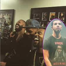 """Drake Destroys Meek Mill At OVOFest With Memes During """"Back To ... via Relatably.com"""