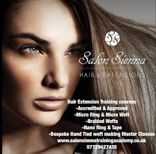 page salon sienna here at salon sienna hair extension training academy we provide professional hair extension courses to those looking to become fully trained in the
