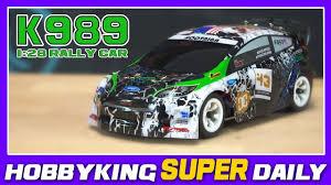 <b>WL Toys K989</b> 1:28 Scale Rally <b>Car</b> (RTR) - HobbyKing Super Daily ...