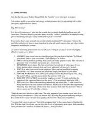 Cover Letter Verbiage | Sample Resume For Freshers Of It Cover Letter Verbiage The 7 Elements Of A Highly Effective Cover Letter