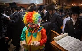 Israelis celebrate <b>Purim carnival</b> with <b>costumes</b> and drink | The ...