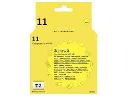 Купить <b>картридж</b> для принтера <b>T2 IC</b>-<b>H4838</b>, желтый по цене от ...
