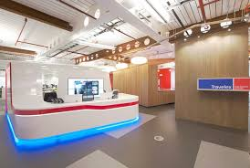 office medium size travelex office design case study interiors fit out project kings cross relocation apex funky office idea