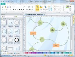 data flow diagram software  create data flow diagrams rapidly with    data flow diagram software