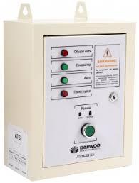 <b>Блок</b> автоматического управления генератором <b>DAEWOO</b> ATS ...