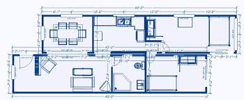 Best Shipping Container Homes   Free Plans Blueprintsshipping container blueprints plan