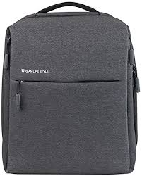 Xiaomi <b>Mi</b> City <b>Backpack Casual Rucksack</b>, 39 cm, Dark Grey ...