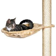 Trixie 43541 Hammock Style Seat for <b>Cat Tree</b> Metal Frame 40 cm ...