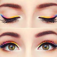 eye shadow makeup tutorial middot 12 rainbow makeup ideas so you can celebrate lgbtq pride month with your face middot basic