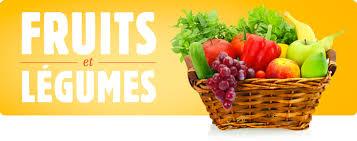 Resultado de imagen para fruits et légumes