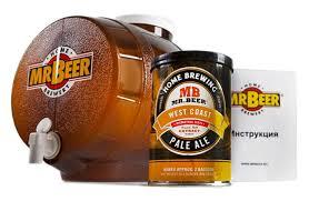 <b>Домашняя мини-пивоварня Mr.Beer</b> Deluxe Kit. Купить в интернет ...