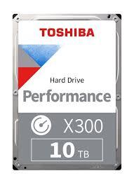 Buy <b>Toshiba X300 10TB</b> Performance HDD (HDWR11AUZSVA)