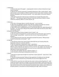 Nursing term paper or nursing research paper