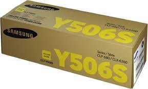 <b>Картридж SAMSUNG CLT</b>-Y506S, желтый, отзывы владельцев в ...