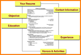 how to write a resume for a job as a student  how to how to write job resume