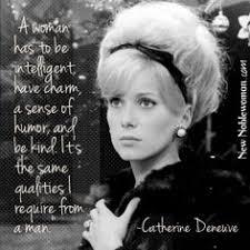 Inspiration on Pinterest   Catherine Deneuve, Audrey Hepburn and ... via Relatably.com