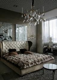 luxury bedroom bedrooms mirrored furniture